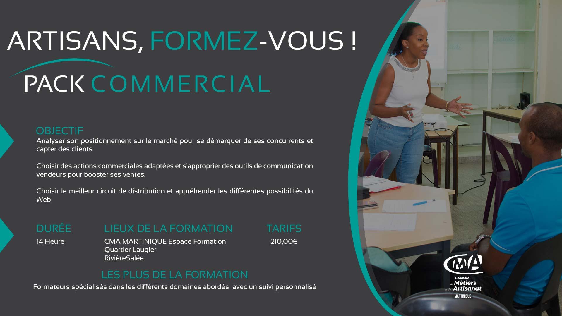 CMA Martinique Commercial 1