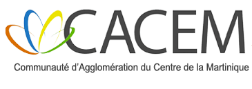 CMA Martinique logo CACEM