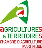 CMA Martinique logo martinique agriculture