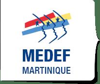 CMA Martinique logo medef
